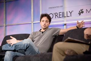 Сергей Брин основатель поисковой системы Google